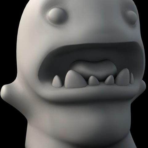 edward_spook_display_large.jpg Télécharger fichier STL gratuit le monstre M. Edward Spook • Design à imprimer en 3D, Durbanarb