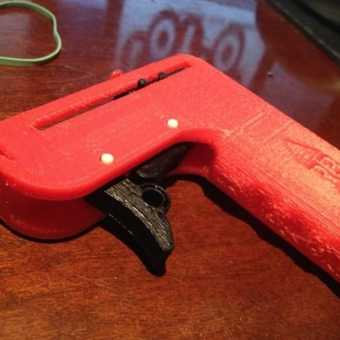 Télécharger fichier STL gratuit Pistolet à perforation, Durbanarb