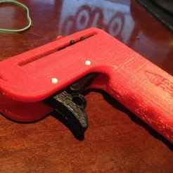 Download free 3D printer files Hole Punch Gun, Durbanarb