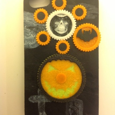 Free 3D printer designs SpookiPhone, Bolnarb