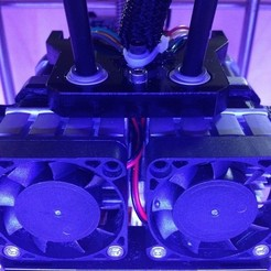 Download free 3D printer model Customizable Replicator Dual 5mm Drive Blocks, Bolnarb