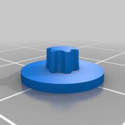 Télécharger fichier STL gratuit bouchon à vis torx - cache vis torx • Modèle pour impression 3D, veroniqueduval9118
