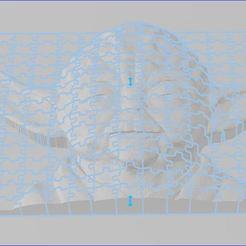 Capture1.JPG Télécharger fichier STL Puzzle 3D relief YODA 225 pièces • Objet pour imprimante 3D, veroniqueduval9118