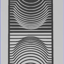 Download STL file Optical Illusion - Trompe l'oeil • Object to 3D print, veroniqueduval9118