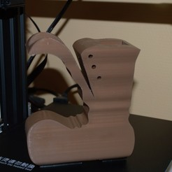 Download free STL file boot - boot • 3D printer model, veroniqueduval9118