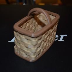 Télécharger fichier STL gratuit panier basket • Plan pour imprimante 3D, veroniqueduval9118