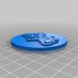 ac3733ae7711fe2445628fd0ab8f96df.png Télécharger fichier STL gratuit Jeton - Porte clés - Token - Keychain • Objet pour impression 3D, veroniqueduval9118