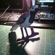 Télécharger fichier STL tuteur bergeronnette • Objet pour imprimante 3D, veroniqueduval9118
