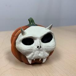 Télécharger fichier imprimante 3D gratuit Lanterne Jack O, auralgasm