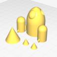3D printer files Astral Cruiser spaceship, auralgasm