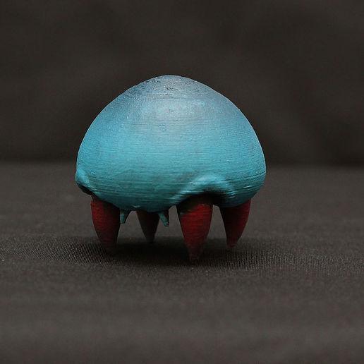 Descargar archivos 3D gratis Criatura Metroid, auralgasm
