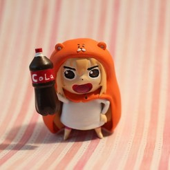 IMG_3413.jpg Download STL file Umaru chan, Himouto • 3D printer model, auralgasm