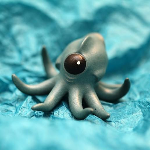 Download 3D printing models Cycloptopus Male, auralgasm