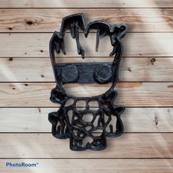 5C204196-B32C-49BB-9F95-CAD189260C0B.png Download STL file Cookie cutter Baby Groot • 3D printer design, carloseduardoalfonsogarcia