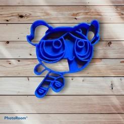 F9A259BE-E1B0-4BE6-9D56-E73AC29C906B.jpeg Télécharger fichier STL Coupeuse de biscuits super puissante pour filles • Plan pour impression 3D, carloseduardoalfonsogarcia