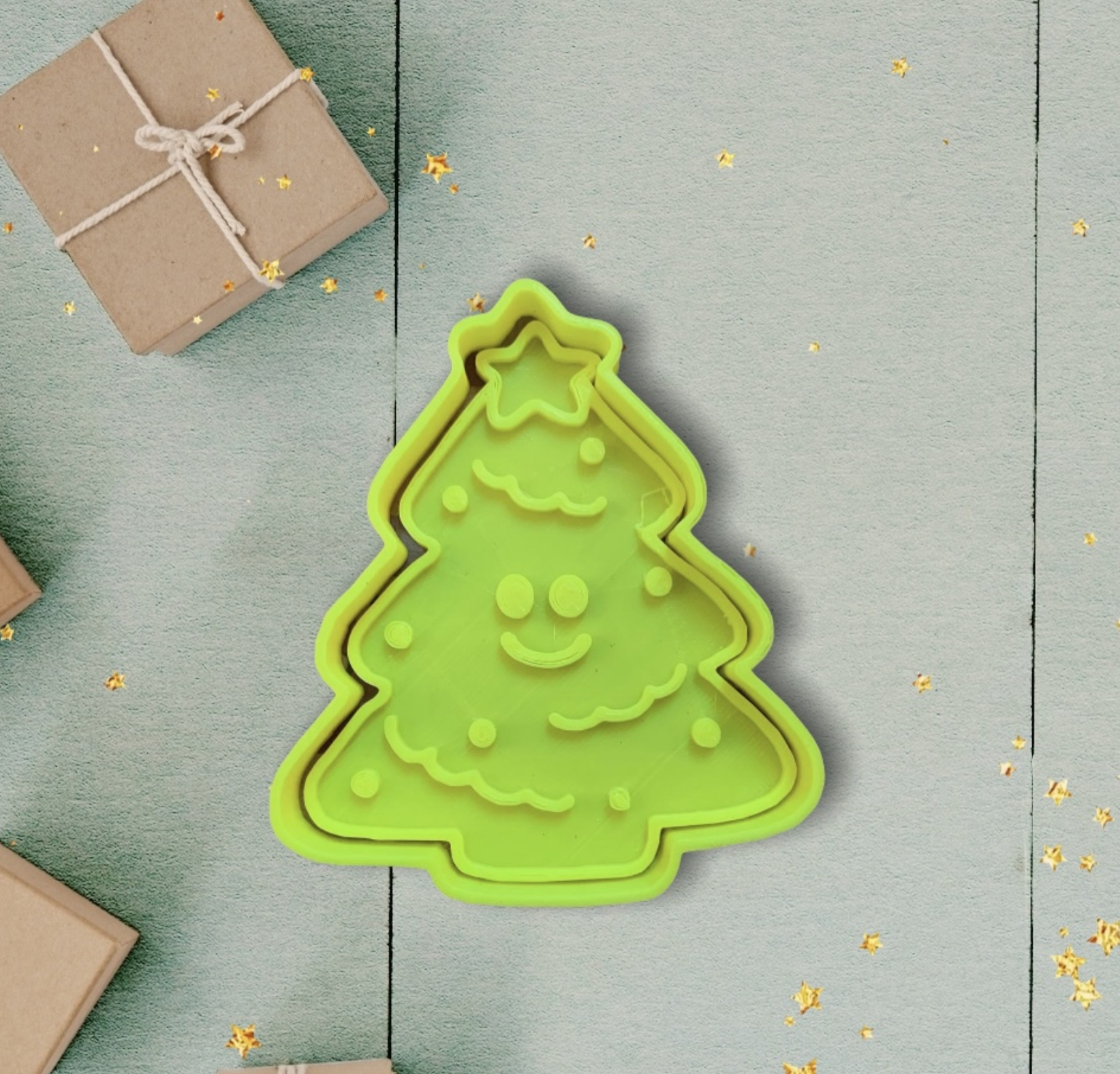 2454DC9B-923C-41EE-98D7-85A9CD7CA65A.jpeg Download STL file Cookie Cutter Christmas Tree • 3D printer template, carloseduardoalfonsogarcia