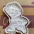 Download STL file Mario Cookie Cutter Set, carloseduardoalfonsogarcia