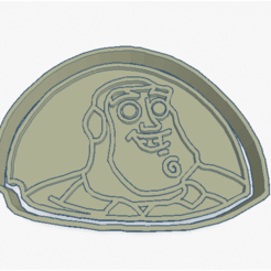 buzz cabeza.png Download STL file buzz ligth year toy story cookie cutter • 3D printing model, carloseduardoalfonsogarcia