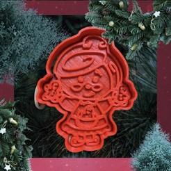 C6878E14-B485-441F-9638-98616A580385.jpeg Download STL file Cookie Cutter Christmas Claus • 3D print object, carloseduardoalfonsogarcia