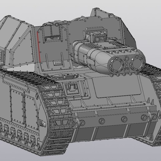 Screenshot_169.jpg Download free STL file Solar Lord Alpha tank • 3D printer design, Solutionlesn