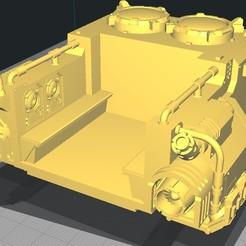 Imprimir en 3D Rinoceronte de impulso, Solutionlesn