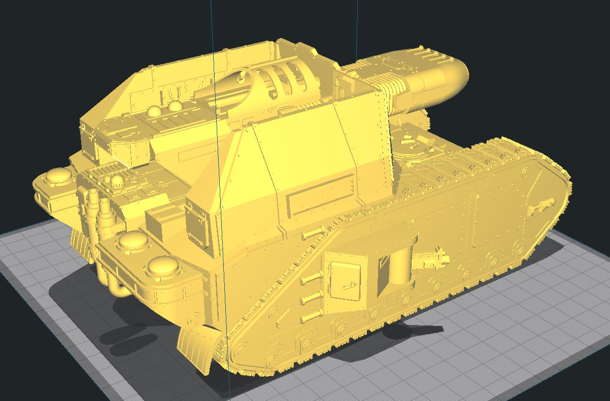 Screenshot_172.jpg Download free STL file Solar Lord Alpha tank • 3D printer design, Solutionlesn