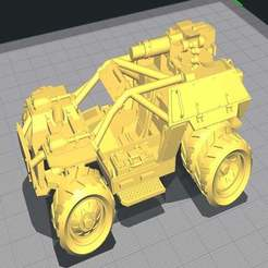 Descargar archivo 3D gratis Buggy de asalto, Solutionlesn
