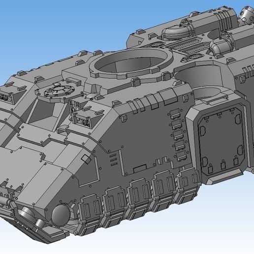 Download 3D print files Repulsor, Solutionlesn