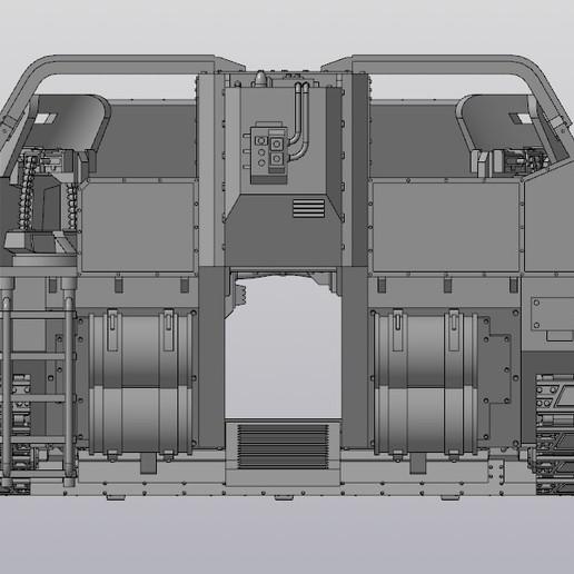 Download 3D printing models Ancient monster transporter, Solutionlesn
