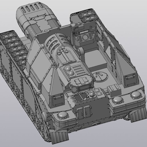 Screenshot_171.jpg Download free STL file Solar Lord Alpha tank • 3D printer design, Solutionlesn