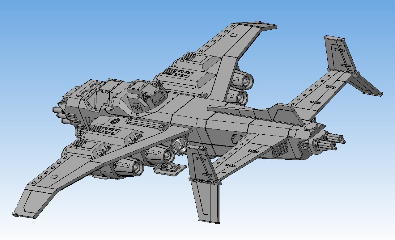 Screenshot_96.jpg Download free STL file Looter destroyer • Template to 3D print, Solutionlesn