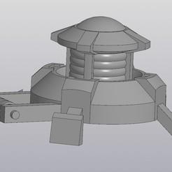 Descargar archivo 3D gratis Mina cableada activada, Solutionlesn