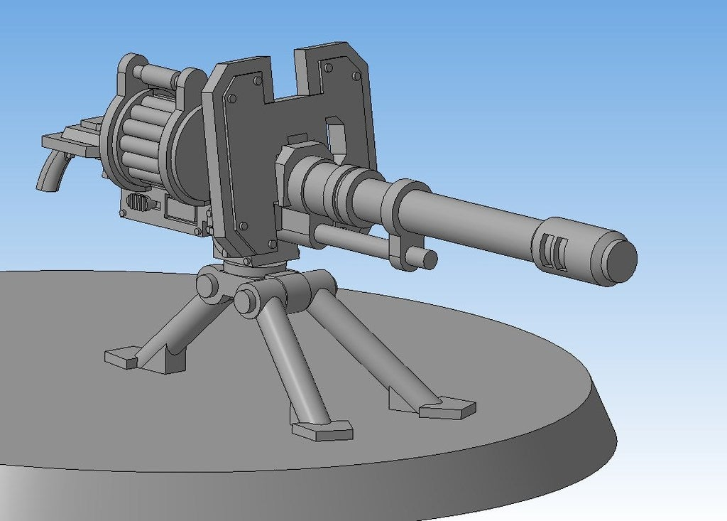 f339e15bc09b1841c7d85573c6d4c18b_display_large.jpg Download free STL file Autocannon (Heavy weapons team) • 3D print model, Solutionlesn