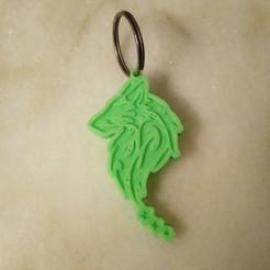 Télécharger objet 3D gratuit Porte-clés Wolf, Nedis