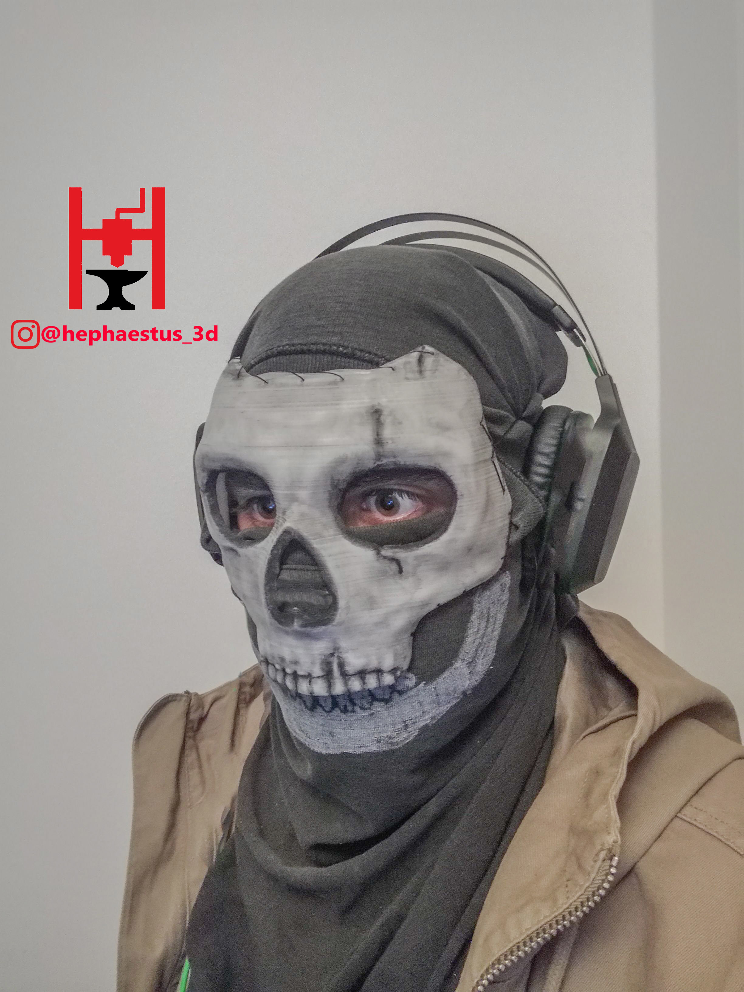 call of duty ghosts characters masks
