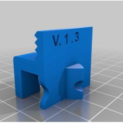 4.JPG Download STL file TPU ADATTATORE PER FILAMENTO ENDER 3 • 3D printable template, gramegna79