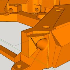 base_modif.PNG Télécharger fichier STL gratuit Base add-on XL modifiées pour DU custom • Plan pour impression 3D, badmax133