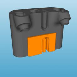 0003.png Télécharger fichier STL gratuit DAGOMA NEVA/MAGIS : Chariots tendeurs courroies • Objet à imprimer en 3D, badmax133