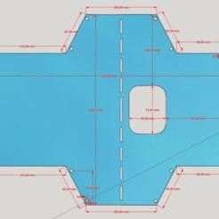 plaque_du_dessous_DU_01.png Télécharger fichier STL gratuit Plaque de protection inférieure DISCO ULTIMATE • Design pour impression 3D, badmax133