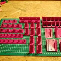 DSC_0579.JPG Télécharger fichier STL gratuit Set d'organisation d'outils d'atelier - Tool holder • Plan imprimable en 3D, badmax133