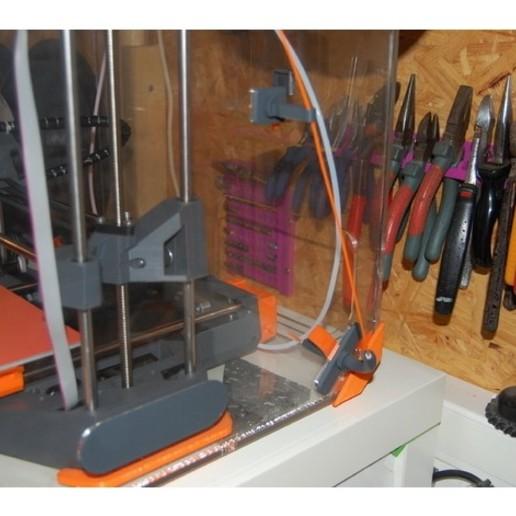 4c849c5e82a3afe77853b84b31baac6c_preview_featured.JPG Télécharger fichier STL gratuit CAISSON DAGOMA - add-on obturateur/guide filament • Modèle à imprimer en 3D, badmax133
