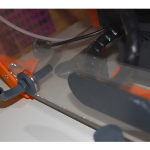 93467d28451d34da054d53574c75480f_preview_featured.JPG Télécharger fichier STL gratuit CAISSON DAGOMA - add-on obturateur/guide filament • Modèle à imprimer en 3D, badmax133