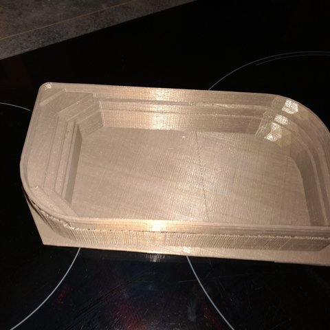 3D printing model model pool, davidgallot3