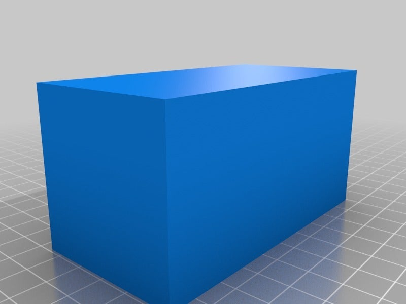 SQUARE_BOAT.png Télécharger fichier STL gratuit Les bateaux à pièces d'Archimède • Modèle à imprimer en 3D, daGHIZmo