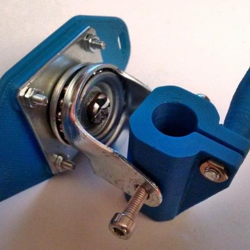 gopro_rotor_01.png Télécharger fichier STL gratuit GoPro 360 Support de rotor • Objet pour impression 3D, daGHIZmo