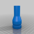 dbd456ab1b793f3ff66f4802dbadd941.png Download free STL file Dyson Adapter 2 • Model to 3D print, daGHIZmo