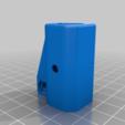 swivel_joint.png Télécharger fichier STL gratuit GoPro 360 Support de rotor • Objet pour impression 3D, daGHIZmo