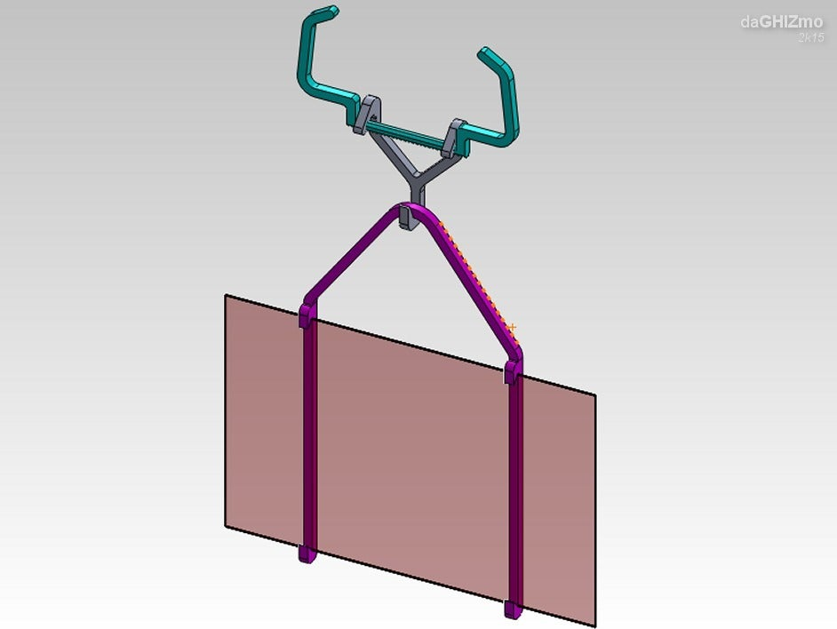 CARGO_HOOK_05.png Download free STL file Cargo hook for Parrot Rolling Spider • 3D printer design, daGHIZmo