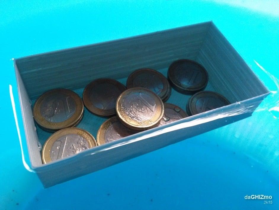 ghiz_FLOAT_CHALLENGE_05.png Télécharger fichier STL gratuit Les bateaux à pièces d'Archimède • Modèle à imprimer en 3D, daGHIZmo