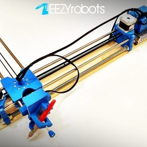 Download free 3D printing templates EEZYxyDRAW ・ Cults